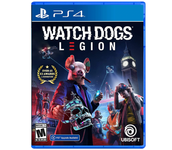 Watch Dogs: Legion (Rus Subtitles) For PlayStation 4