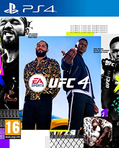 UFC 4 For PlayStation 4